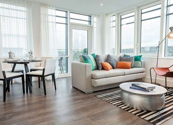 Thumbnail 3 bed flat for sale in Kinetic, Royal Arsenal Riverside, Woolwich, London