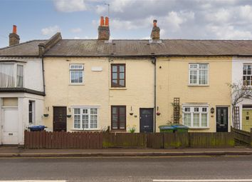 Thumbnail 2 bed terraced house for sale in Walton Road, East Molesey