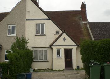 Thumbnail 4 bedroom link-detached house to rent in Shelley Road, Oxford