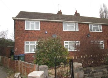 Thumbnail 2 bedroom property to rent in Lichfield Street, Tipton