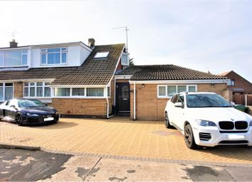 Thumbnail 3 bed semi-detached bungalow for sale in Eastfield Road, Hull
