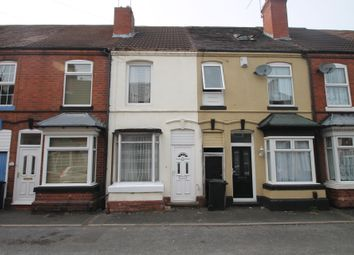 Thumbnail 2 bed terraced house to rent in Park Road, Netherton, Dudley