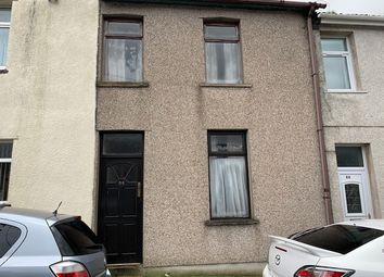 Thumbnail 2 bed terraced house for sale in Excelsior Street, Waunlwyd, Ebbw Vale, Gwent