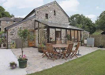 Thumbnail 2 bed barn conversion to rent in Avonwick, South Brent