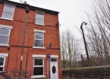 Thumbnail 3 bed end terrace house for sale in Athorpe Grove, Old Basford