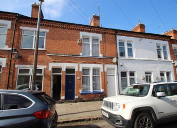 Thumbnail 3 bedroom terraced house for sale in Edward Road, Leicester