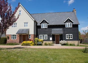 Thumbnail 4 bed semi-detached house for sale in Farm Place, Little Hadham, Ware