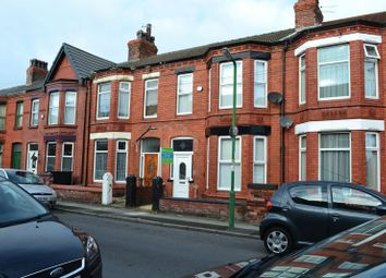 Thumbnail 4 bed terraced house to rent in Milton Road, Waterloo, Liverpool