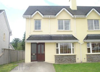 Thumbnail 3 bed semi-detached house for sale in Cul Na Greine, Newtown, Bantry, West Cork