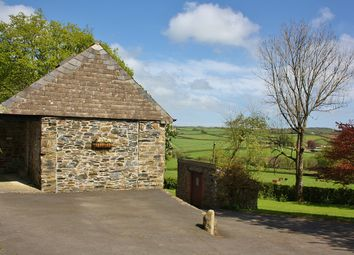 Thumbnail 1 bed barn conversion to rent in Near Portgate, Lifton