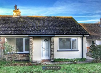 Thumbnail 2 bed bungalow to rent in Horsepool Road, Sheviock