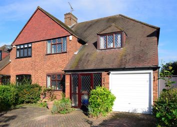 Thumbnail Semi-detached house for sale in Coolgardie Avenue, Chigwell, Essex