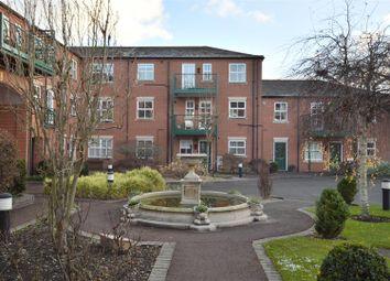 Thumbnail 2 bed flat for sale in De Ferrers Court, Tamworth Street, Duffield, Belper