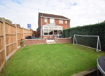 Thumbnail 2 bed semi-detached house for sale in Stoneywell Road, Anstey Heights, Leicester