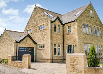 Thumbnail 6 bed detached house for sale in The Gables, High Westwood, Tyne And Wear