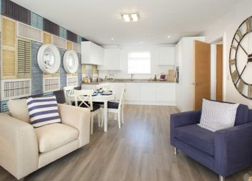 Thumbnail 1 bed flat for sale in Plot N14, Wallace House, Carter's Quay, Poole, Dorset