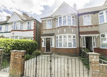 Thumbnail 3 bed end terrace house for sale in Dawlish Avenue, Perivale, Greenford, Greater London