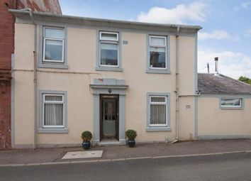 Thumbnail 3 bed terraced house for sale in Churchill Street, Millport, Isle Of Cumbrae, North Ayrshire