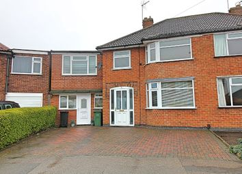 Thumbnail 7 bed semi-detached house for sale in Repton Road, Wigston