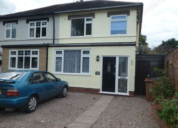 Thumbnail 2 bed semi-detached house to rent in Westfields Road, Armitage, Rugeley
