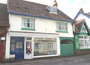 Thumbnail 4 bedroom property for sale in High Street, Porlock, Minehead