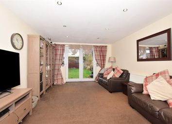 Thumbnail 3 bed town house for sale in Livingstone Road, Gillingham, Kent