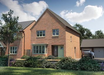 "Thumbnail 4 bed detached house for sale in ""The Bredon"" at Bretch Hill, Banbury"