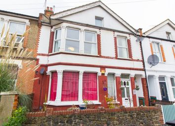 Thumbnail 3 bed flat for sale in Inverness Avenue, Westcliff-On-Sea, Essex