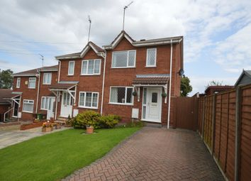 Thumbnail 3 bed town house for sale in Springfield Grange, Flanshaw, Wakefield
