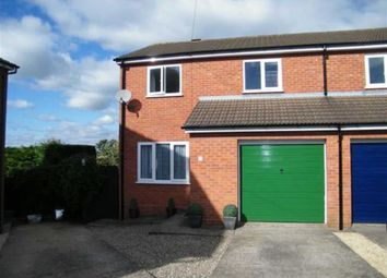 Thumbnail 3 bed semi-detached house to rent in Somerville Road, Worcester