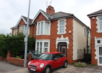 Thumbnail 4 bed property to rent in Rhydhelig Avenue, Heath, Cardiff
