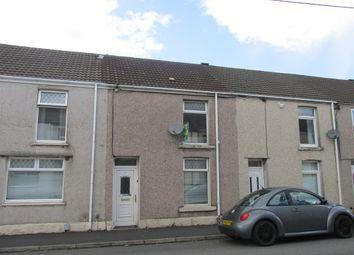 Thumbnail 3 bedroom terraced house for sale in Gwalia Terrace, Gorseinon, Swansea