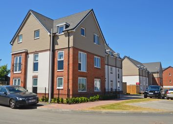 Thumbnail 2 bed flat for sale in Doyle Close, Rugby