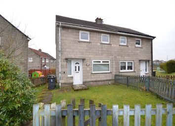Thumbnail 2 bed semi-detached house for sale in Staffa Avenue, Port Glasgow, Renfrewshire PA146Ds