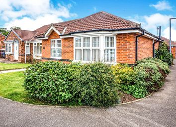 Thumbnail 2 bed bungalow for sale in Woburn Close, Bridlington, East Riding Of Yorkshi