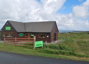 Thumbnail Restaurant/cafe for sale in Ardmaree, Berneray, Western Isles