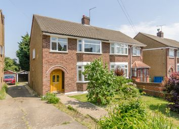 Thumbnail 3 bed semi-detached house for sale in Copthorne Avenue, Ilford, London