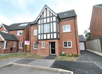 Thumbnail 5 bed detached house for sale in Cherry Tree Close, Chorley