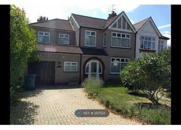 Thumbnail 6 bed semi-detached house to rent in Barrow Point Avenue, Pinner