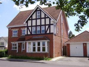 Thumbnail 6 bed detached house to rent in Ontario Way, Liphook