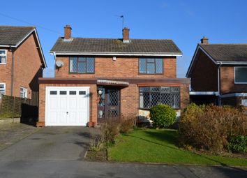 Thumbnail 3 bed detached house for sale in Hastings Way, Ashby De La Zouch