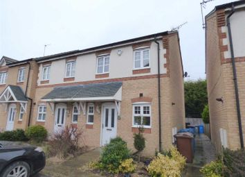 Thumbnail 2 bed terraced house for sale in Redhill Park, Hall Road, Hull