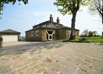 Thumbnail 4 bed detached house for sale in Wild Grove, Pudsey, Leeds, West Yorkshire