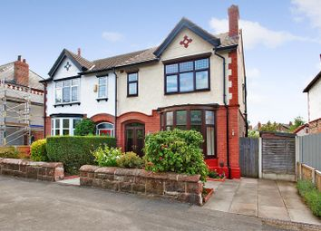 4 bed semi-detached house for sale in Thelwall New Road, Grappenhall, Warrington WA4