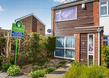 Thumbnail 2 bed property for sale in Oaklands, Ashford