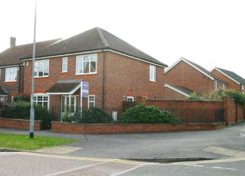 Thumbnail 4 bed detached house to rent in St Augustine Road, Lincoln