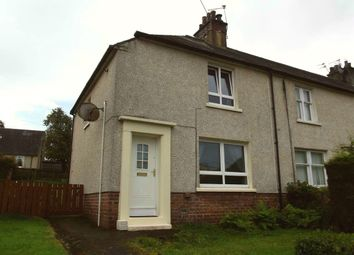 Thumbnail 2 bed end terrace house for sale in Thornton Avenue, Bonnybridge