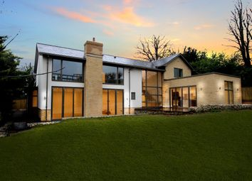 Thumbnail 4 bed detached house for sale in Riverview Road, Pangbourne