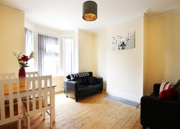 Thumbnail 4 bed terraced house to rent in Whitworth Road, Abington, Northampton