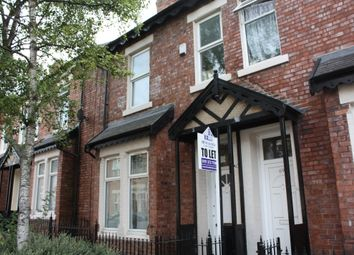 Thumbnail 4 bed detached house to rent in Croydon Road, Arthurs Hill, Newcastle Upon Tyne